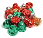 Madelaine Pure Milk Chocolate Christmas Bells