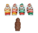 Madelaine Pure Milk Chocolate Miniature Santa