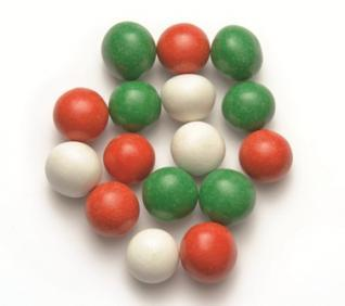 Sconza Red Green And White Dutch Mints