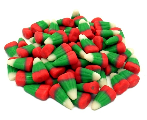 close - Christmas Candy Corn