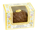 Asher's Milk Chocolate Chocolate Butter Cream Egg 4 oz