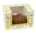 Asher's Milk Chocolate Chocolate Butter Cream Egg 8 oz