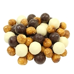 Weaver Chocolates Pretzel Ball Yogurt & Chocolate Covered Mix Blend