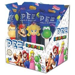 Pez Nintendo Assortment 12 ct