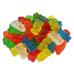 Land Of The Gummies 6 Flavor Gummy Bear