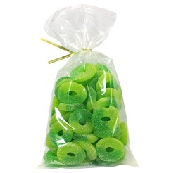 Apple Rings 14 oz Twist Bags