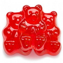 Albanese Red Hot Cinnamon Gummie Bears