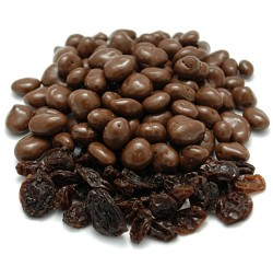 Weaver Chocolates Milk Chocolate Covered Raisin