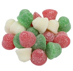 Sunrise Confections Jelly Bells Red & Green & White