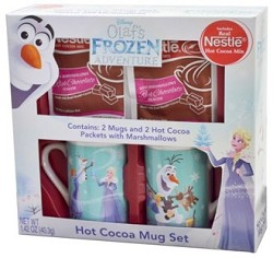 Frankford Gift Set Frozen & Nestle Cocoa Mug