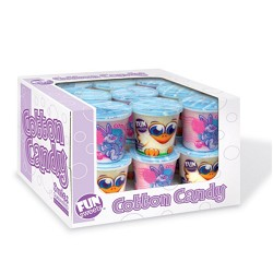 Fun Sweets Cherry Berry & Banana Cotton Candy 1.5 oz