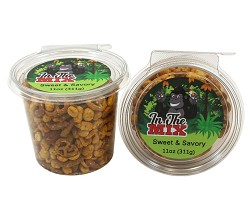 In The Mix Sweet & Savory Snack 11 oz Tubs