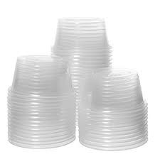 Souffle Clear Cups 2 oz
