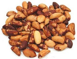 Weaver Nut Whole Brazil Nuts Roasted Unsalted