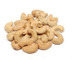 Weaver Nut Super Large Cashews Roasted Salted 180 count