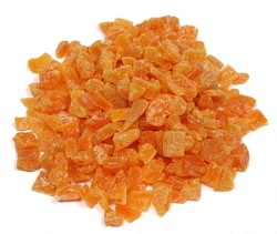 Dried Diced Apricots