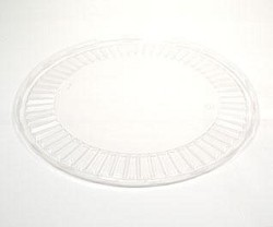 Clear Lid for Deli Containers  (fits 4 & 6 Cell)