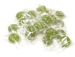 Eda's Sugar Free Sorbitol Green Apple Hard Candy