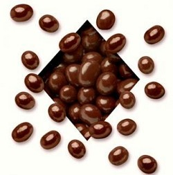 Kopper's 72 Percent Dark Chocolate Covered Espresso Beans