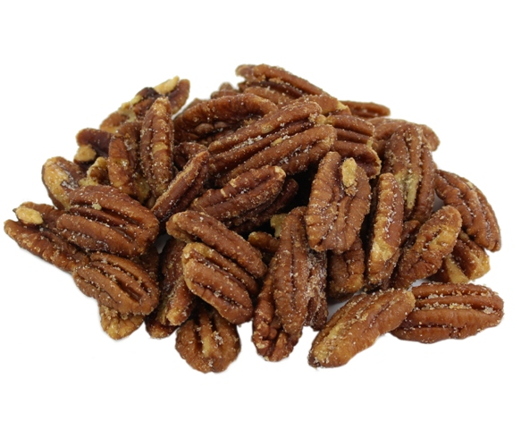 Weaver Nut Honey Roasted Pecan Halves