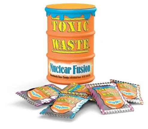 Candy Dynamics Toxic Waste Nuclear Fusion Bags