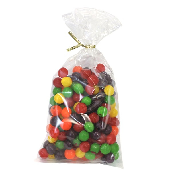 Assorted Fruit Sours 15 oz Twist Bags