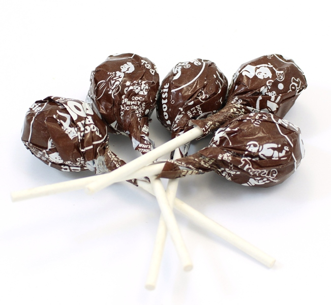 Tootsie Chocolate Pops Limited Edition 13.2 oz bags