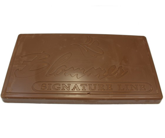 Blommer Chocolate Meadowland 165 Milk Chocolate Block