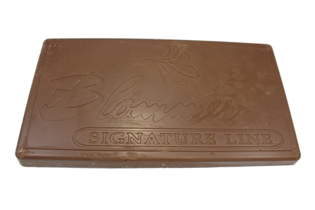 Blommer Chocolate Lansing Milk Compound Coating Block