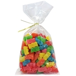 Sour Neon Gummy Bear 14 oz Twist Bags