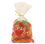 Gummy Worms 14 oz Twist Bags