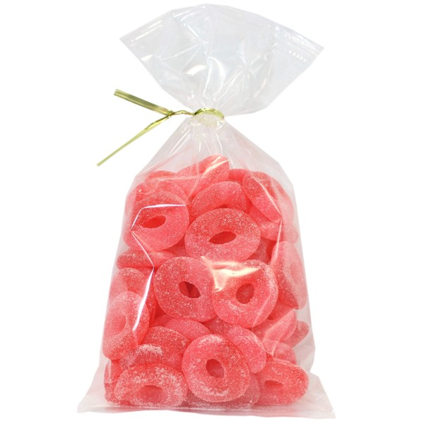Watermelon Rings 14 oz Twist Bags