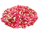 Kerry Ingredients Valentine Heart Decorettes Mix
