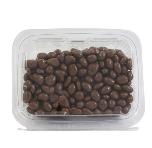 Weaver Chocolates Milk Chocolate Covered Raisin 18 oz Tubs