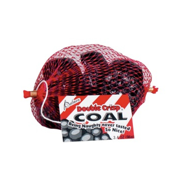 RM Palmer Foiled Coal Mesh Bag 3.4 oz