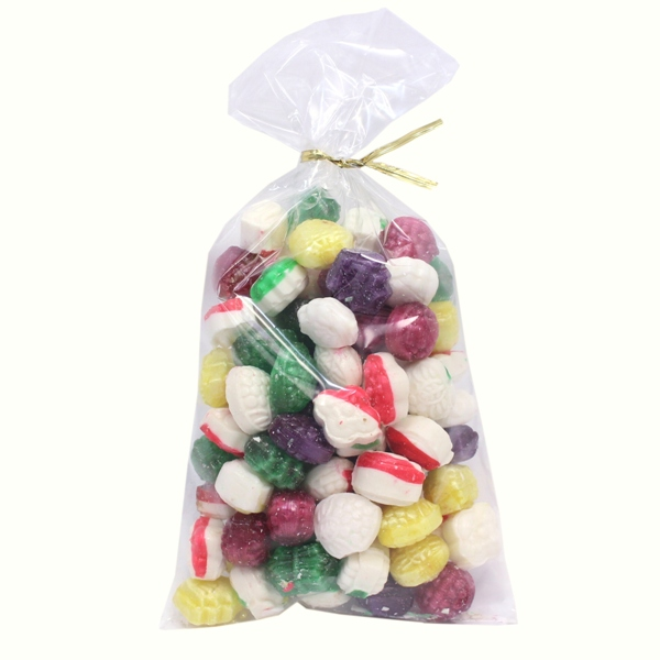 Christmas Filled Candy 10 oz Twist Bags
