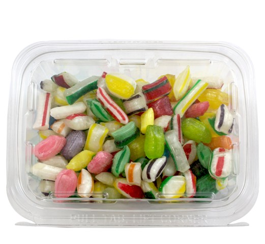 Christmas Hard Candy Mix 15 oz Tubs