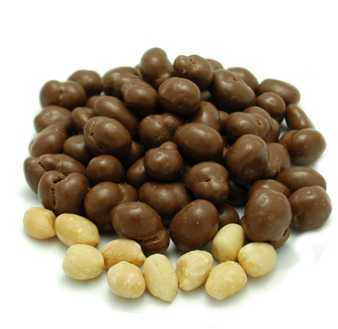 Weaver Chocolates UTZ Milk Chocolate Peanuts