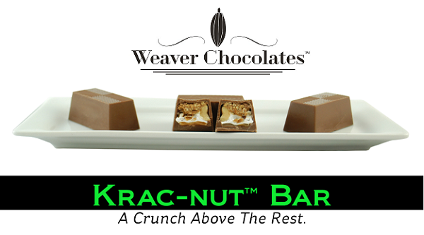 Weaver Nut Company, Inc. Is Excited To Introduce the Krac-nut™ Bar