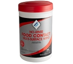 WipesPlus Food Contact Sanitizing Wipes