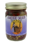 Amish Maid Sweet and Sour Chow Chow 12 oz Jars