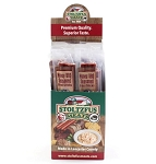 Stoltzfus Meats Honey BBQ Seasoned Beef Stick Twin Pack Caddy