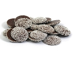 Weaver Chocolates Pure Milk Chocolate White Nonpareils