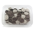 Weaver Chocolates Chocolate Nonpareils Tubs 16 oz