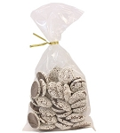 Weaver Chocolates Chocolate Nonpareils 10 oz Twist Bags