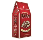 Premium White Chocolate Cranberry Nut Bark Gable Box 3 oz