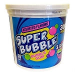 Ferrara Super Bubble Gum 3-Flavor Tub