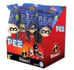 Pez Incredibles II Asst 12 ct
