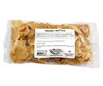Peanut Brittle 12 oz Laydown Bag