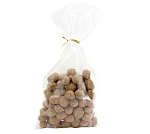 Peanut Butter Double Dipped Peanuts 9 oz Twist Bags